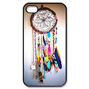 Hard Shell Case Of Dream Catcher Customized Bumper Plastic case For Iphone 4/4s by icecream design