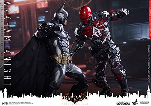アーカム・ナイト 「バットマン:アーカム・ナイト」 ビデオゲーム・マスターピース 1/6 アクションフィギュア