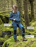 RevolutionRace Women's Nordwand Pants, Durable