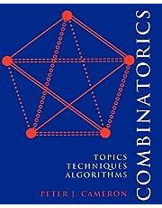 Combinatorics: Topics, Techniques, Algorithms