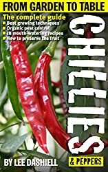 Chillies & Peppers: From Garden to Table: The Complete Guide (English Edition)