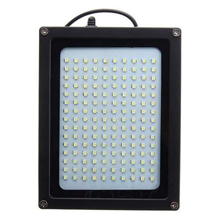 PTpodsm Garden Decor, 150 LED Solar Power Flood Light Sensor Motion Activated Outdoor Garden Path Lamp