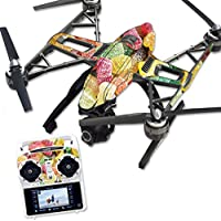 Skin For Yuneec Q500 & Q500+ Drone – Sour Candy | MightySkins Protective, Durable, and Unique Vinyl Decal wrap cover | Easy To Apply, Remove, and Change Styles | Made in the USA