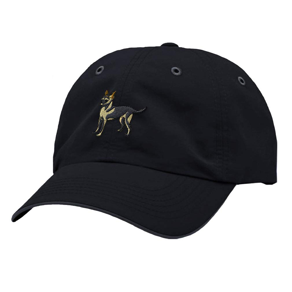 Custom Richardson Running Cap Chihuahua Embroidery Dog Name Polyester Hat