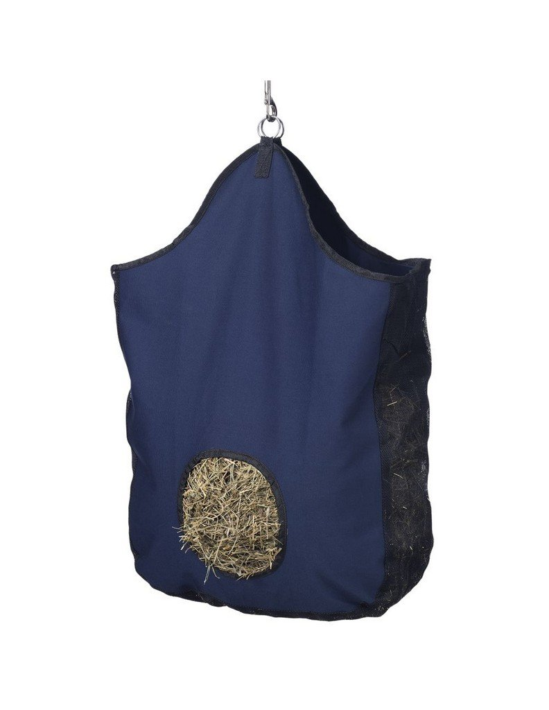 Tough 1 Tough-1 Canvas Hay Tote, Navy Blue