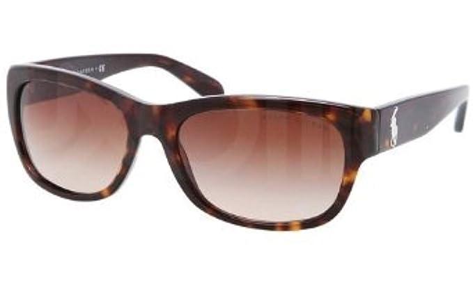 Amazon.com: Ralph Lauren anteojos de sol RL 8106, Multi, 56 ...