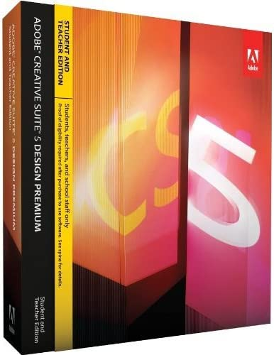 Buy Oem Creative Suite 5 Design Standard Student And Teacher Edition