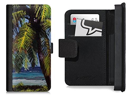Design Flip Case für das iPhone 6 Plus - ''Palms'' von Kaitlyn Parker