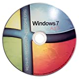 Windows 7 All in One, Home Premium, Basic, Starter, Professional, Ultimate 32/64-bit Recovery - Restore Media