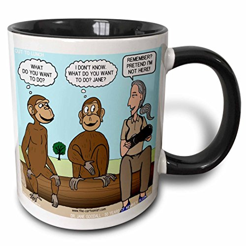 3drose-3drose-dr-jane-goodalls-50th-anniversary-at-gdi-monkey-business-two-tone-black-mug-11oz-mug-5