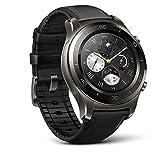 Huawei, Reloj pulsera Watch 2, gris titanio; Android Wear 2.0 (garantía de EE.UU.)