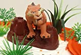 ICE AGE 22 Piece Birthday Cake Topper Featuring Crash, Eddie, Ellie, Scrat, Manny, Sid and Othere Decorative Themed Accessories - Cake Topper Set Includes All Accessories Shown with Figures Ranging From 1.5