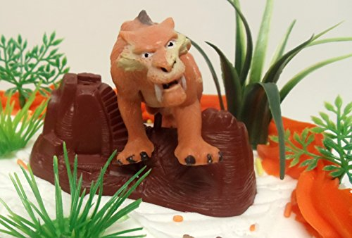 Scrat Ice Age Cake Topper