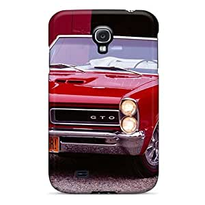 Hot Snap-on Pontiac Gto Hard Cover Case/ Protective Case For Galaxy S4