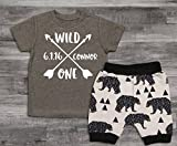 Baby Boy Clothes Wild One Birthday Boy Shirt,Wild One Birthday, 1st Birthday Top, First Birthday Shirt, First Birthday Boy Shirt
