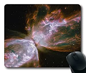 Space Rectangle Mouse Pad by icasepersonalized by runtopwell