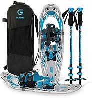 Snoweshoes kit Adventure Adult
