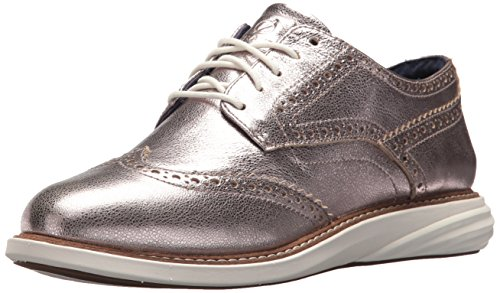 Cole Haan Women's Grandevolution Shortwing, Pink Glitter, 8 B US
