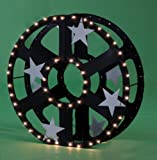 Lighted Hollywood Reel