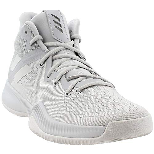 half off 3e94a e731f adidas Men s Mad Bounce Light Grey Running White 11 D US