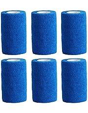 COBOX Cohesieve bandage - 6 rollen x 10cm x 4,5 m EHBO huisdier dierenarts wrap bandages