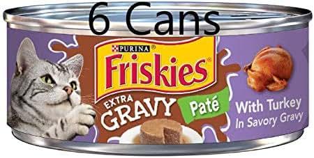Friskies Paté Extra Gravy