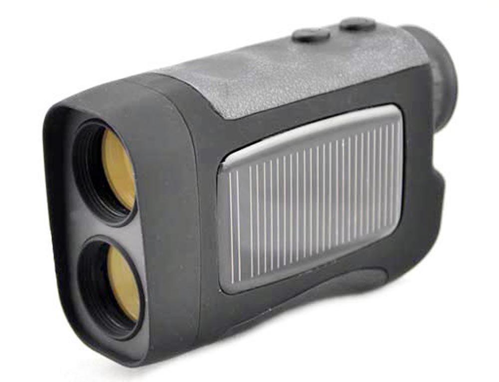 Visionking Range Finder 6x25 Solar Laser Monocular 600 Meter Rangefinder New