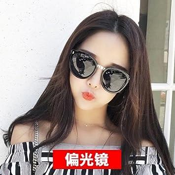 Sunyan la versión coreana de la retro big box gafas de sol ...
