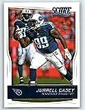 2016 Score #318 Jurrell Casey NM-MT Titans