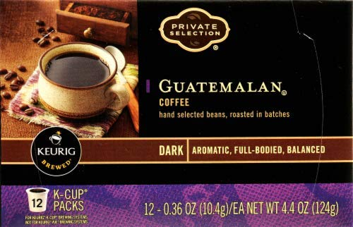 Private Selection Guatemalan Coffee K-Cups 12 Ct (Pack of 2)