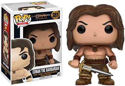POP! Vinilo - Conan the Barbarian: Conan