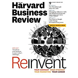 Harvard Business Review, January/February 2010