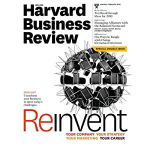 Harvard Business Review, January/February 2010 Periodical