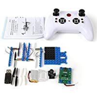 Nesee BLOCKS X-101 2.4G 6-axis Gyro Mini DIY Building Block RC Quadcopter