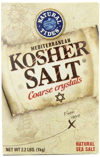 Natural Tides Mediterranean Kosher Salt, 2.2-Pounds (Pack of 6) by Natural Tides (Image #4)