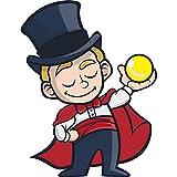 Funny Black Felt Kids Top Hat - Dress Up Lincoln