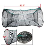 Crab Crawfish Shrimp Foldable Blk Fishing Keep Net