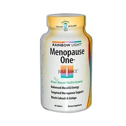 Rainbow Light - la menopausia un multivitamínico - 90 tabletas