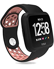 Up to 15% off of Breathable Fitbit Versa Sport Bands