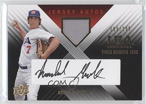 randal grichuk 5 295 baseball card 2008
