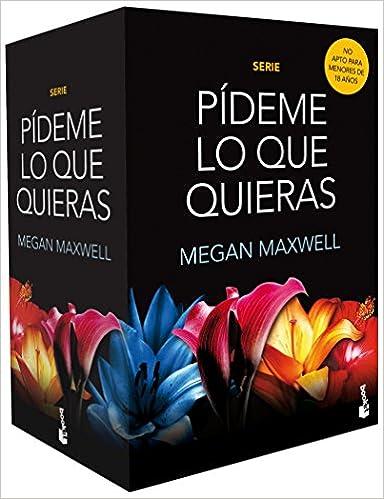 PACK PÍDEME LO QUE QUIERAS (La Erótica): Amazon.es: Megan ...