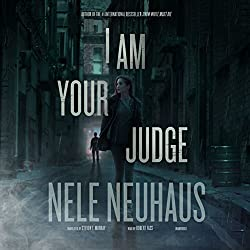 I Am Your Judge