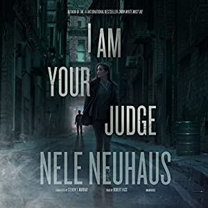 I Am Your Judge Audiobook