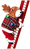 Mr. Christmas Tabletop Climber - Snowman Christmas