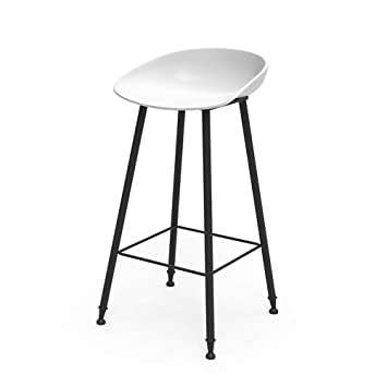 Strange Di Dani Bar Stools Chair With Footrest Kitchen Island Ibusinesslaw Wood Chair Design Ideas Ibusinesslaworg