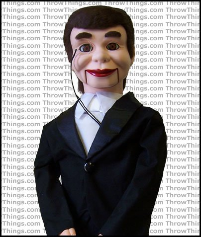 Where to find charlie mccarthy ventriloquist dummy?