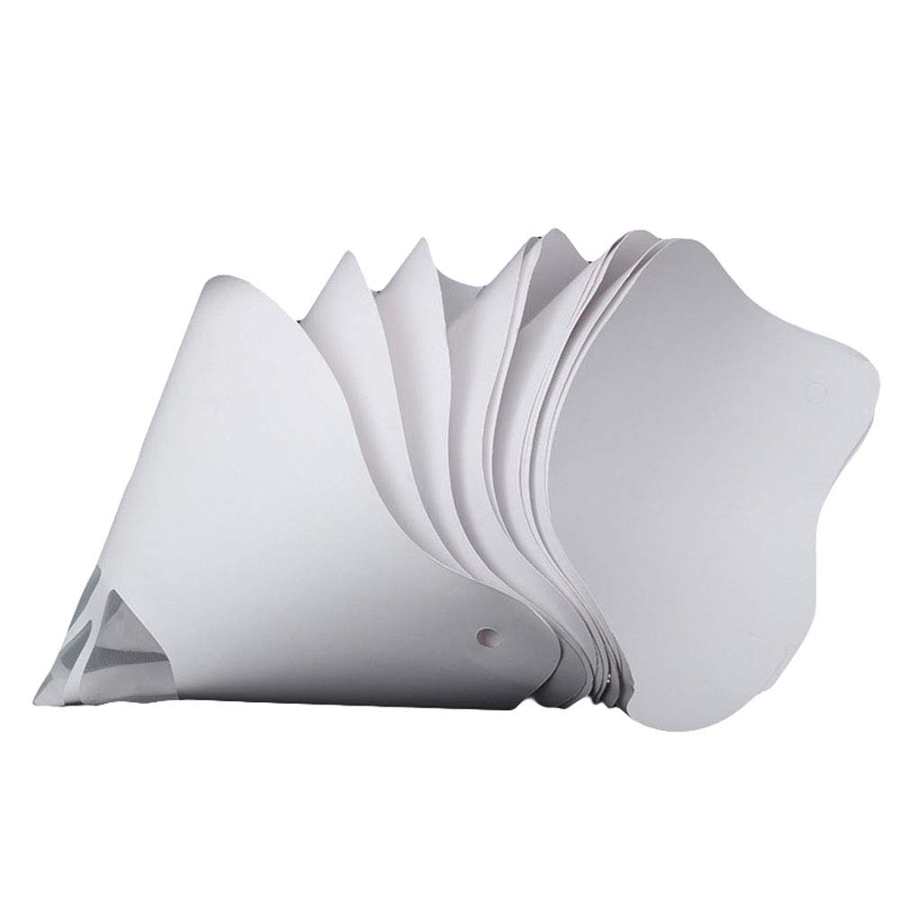 Protective Rate Pack of 10  Disposable Paper Filter Funnel for Anycubic Photon Girth SLA UV 3D Printer Accessories PerGrate