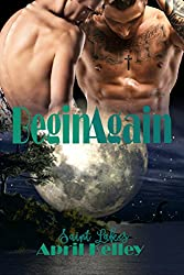 Begin Again (Saint Lakes #5): A M/M Fantasy Romance about Shifters and Vampires