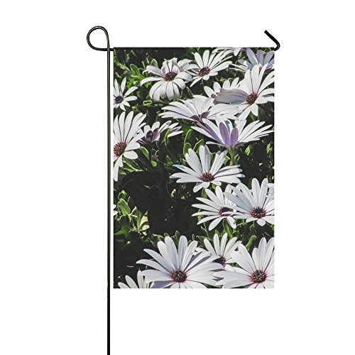 Home Decorative Outdoor Double Sided Flowers Daisy Floral Na