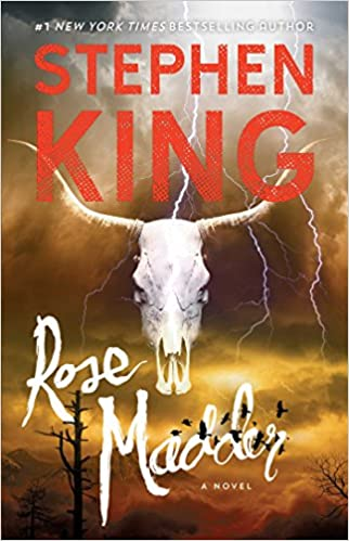 Amazon Fr Rose Madder A Novel Stephen King Livres